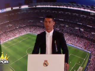 Ronaldo 2021'e kadar Real Madrid'te