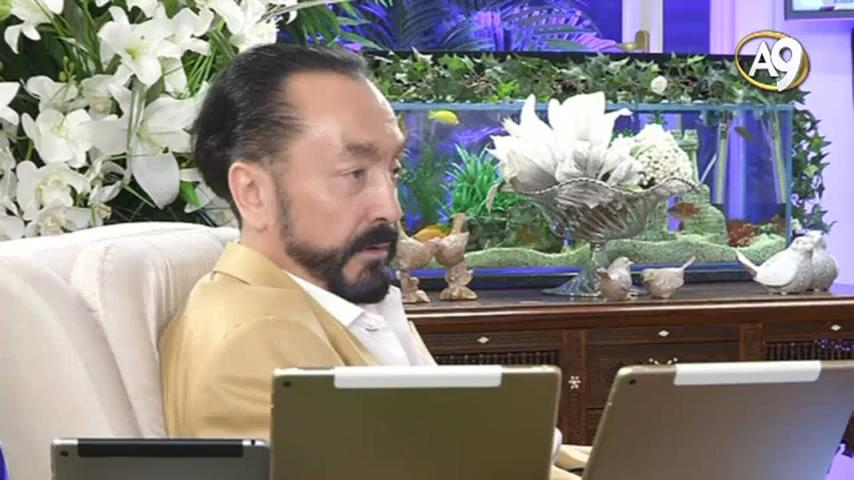 Adnan Oktar Adam Smith esprisi