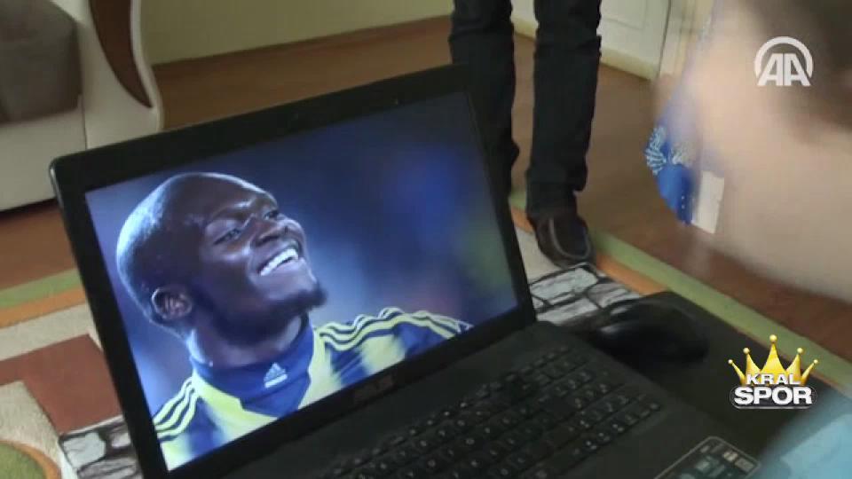Moussa Sow'dan Sökeli Kayra'ya destek