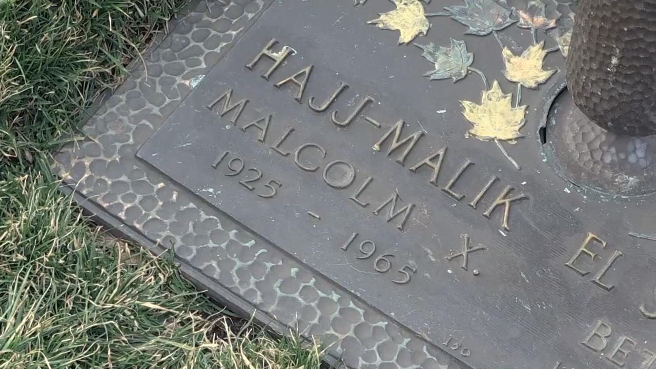 Malcolm X ölümünün 52 yılında anıldı