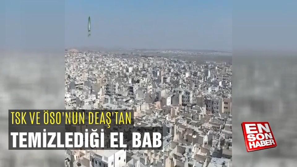 Savaş sonrası El Bab-Halep farkı
