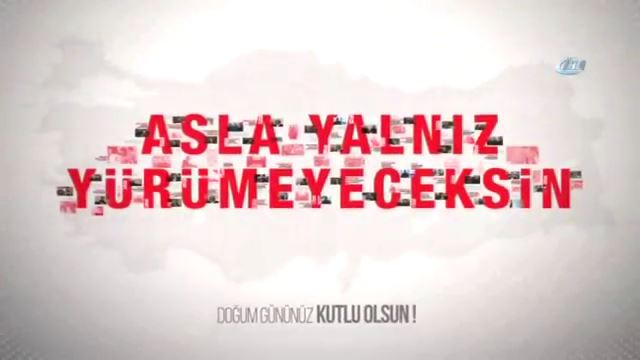 Erdoğan'ın Doğum Günü için hazırlanan belgesel