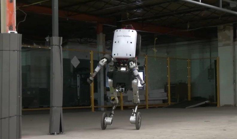 Yeni Robot Handle tanıtıldı