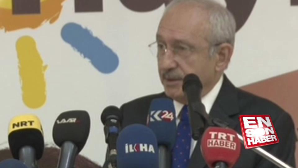 Kılıçdaroğlu: Bu anayasayla Türkiye 3.lige düşer