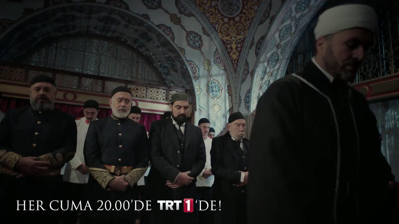 Payitaht Abdülhamid 6. Bölüm Fragman