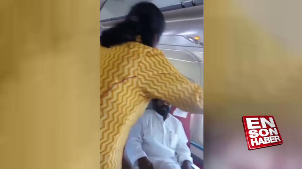 Uçuş müdürünü terlikle döven milletvekili