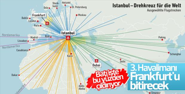 Erdoğan 3. Havalimanı'na dikkat çekti