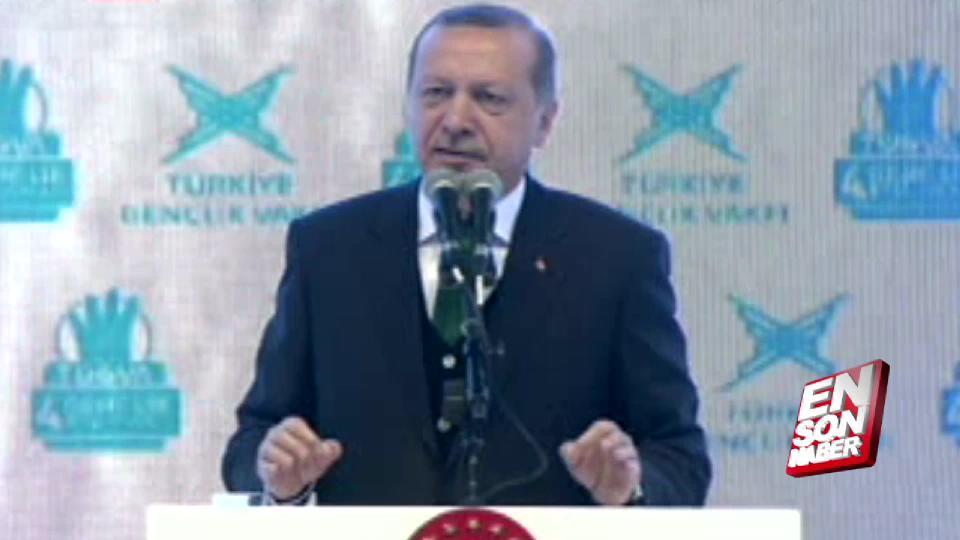 Erdoğan: 15 Temmuz'da buluşabilirdik ama sen yoktun