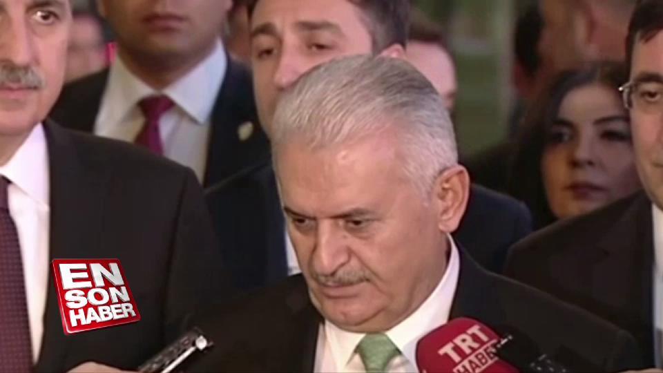 Başbakan Yıldırım AKPM'nin kararını değerlendirdi