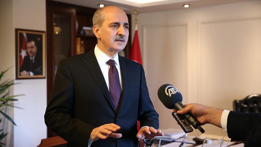 Kurtulmuş: AKPM'nin kararı Türkiye karşıtı kampanyanın sonucu