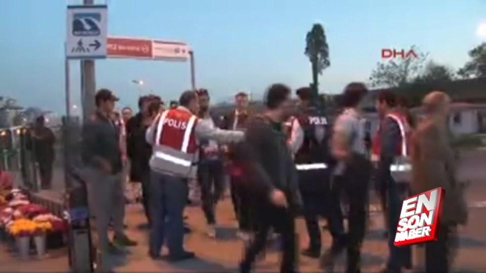 İstanbul'da Huzur Türkiye 5 operasyonu