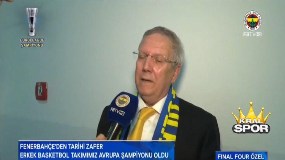 Aziz Yıldırım'dan istifa açıklaması