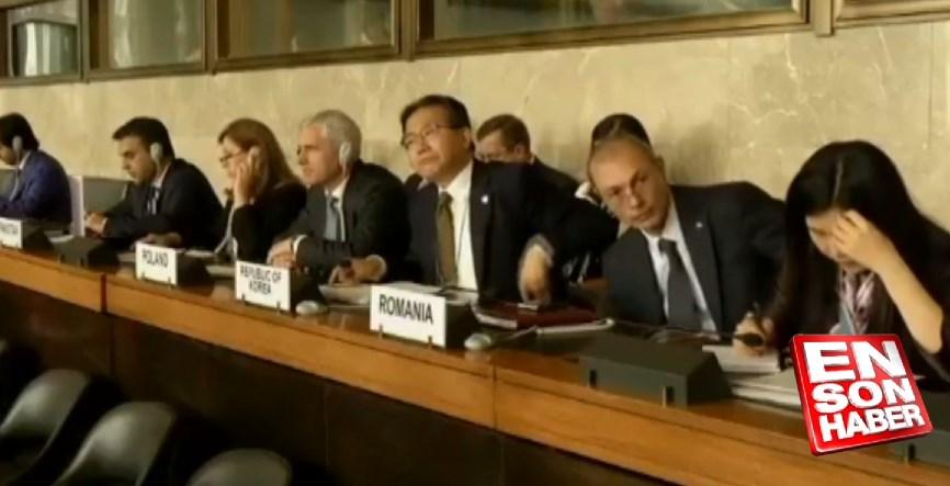 Kuzey Kore'den Füze denemesi ile ilgili açıklama