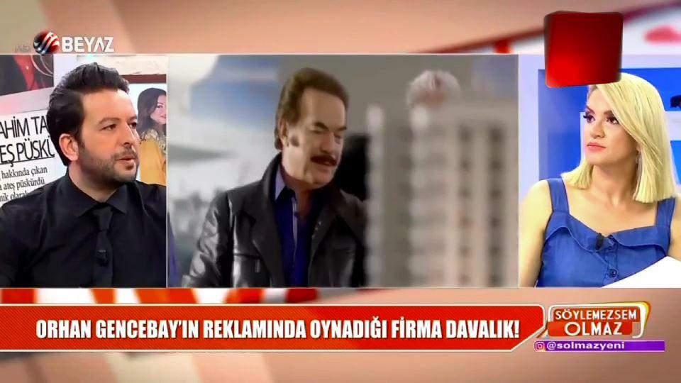 Nihat Doğan'dan Orhan Gencebay'a reklam filmi tepkisi