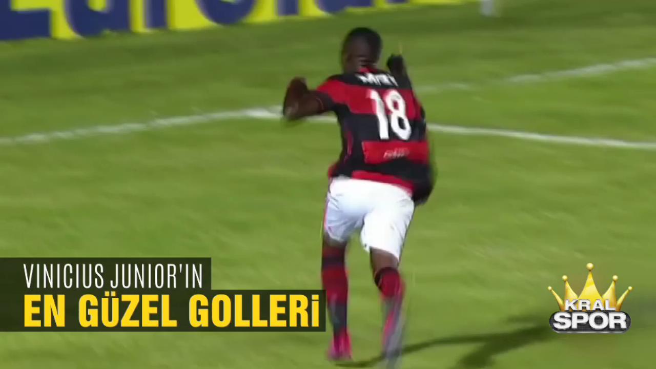 Vinicius Junior'un en güzel golleri