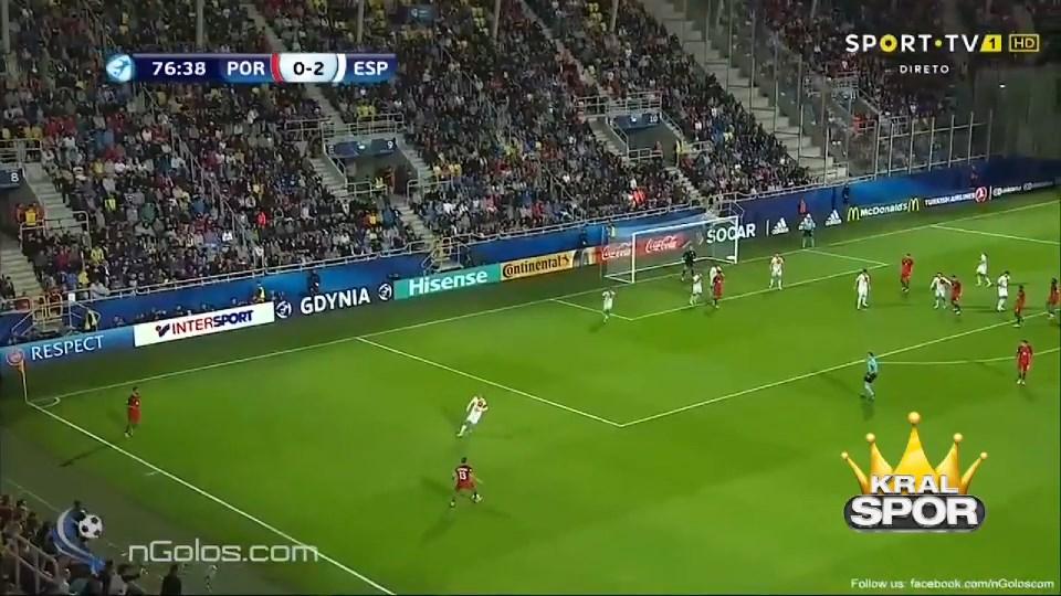 Bruma'dan müthiş gol