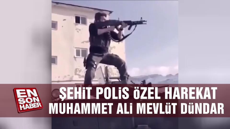 Şehit PÖH Muhammet Ali Mevlüt Dündar