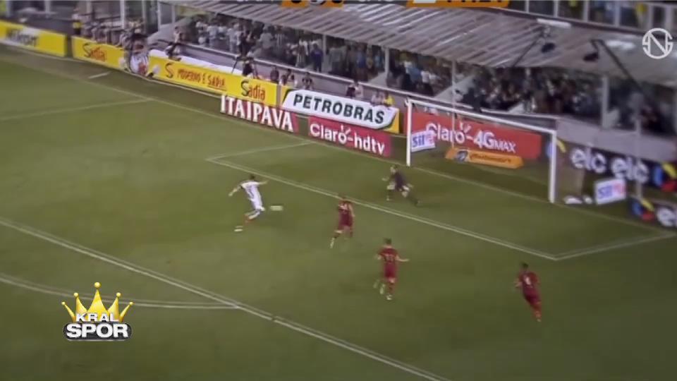 Lukas Lima'nın en şık hareketleri ve golleri