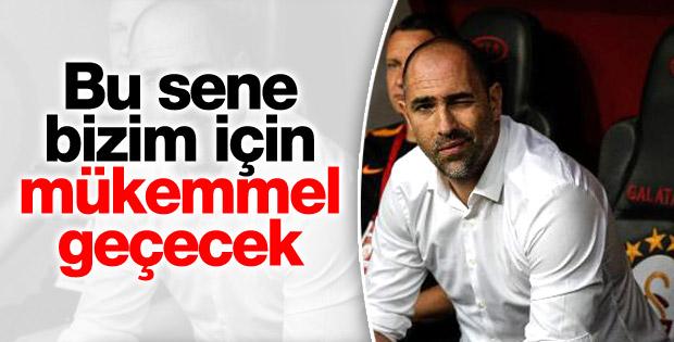 İgor Tudor: Bu sene Galatasaray için mükemmel geçecek