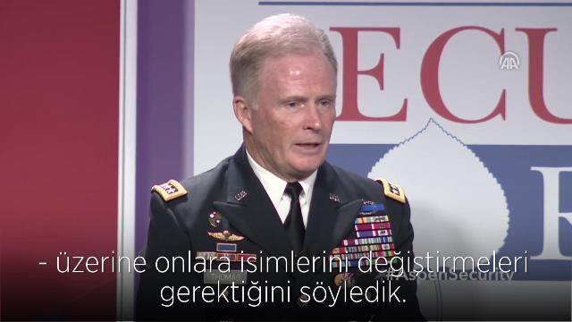 ABD'li komutan PKK'yı ortakları yaptıklarını itiraf etti