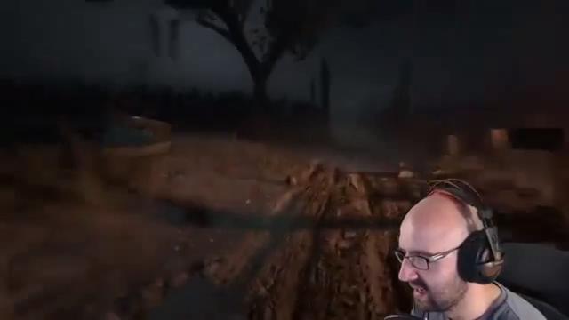 Korku oyunu oynarken ruhunu teslim eden youtuber