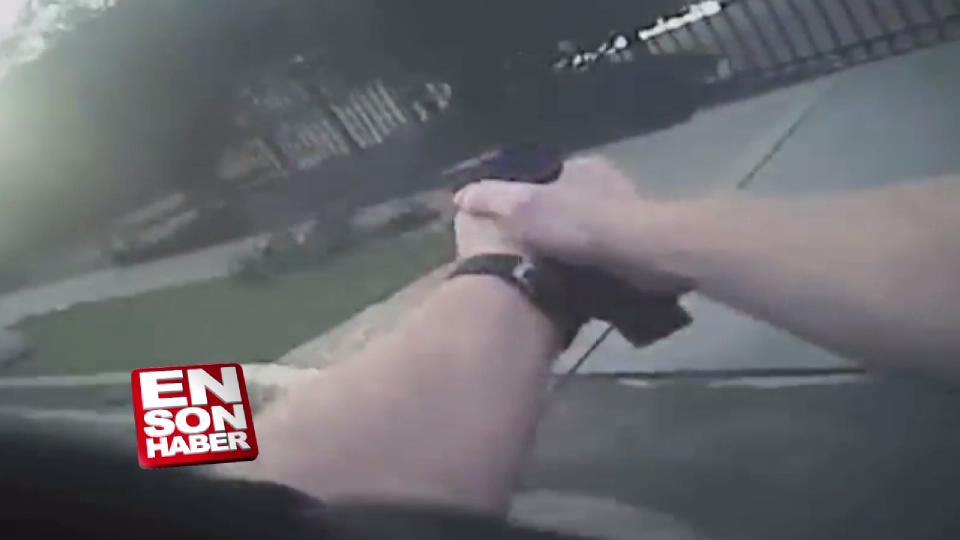 ABD polisi yine şiddete başvurdu:1 ölü