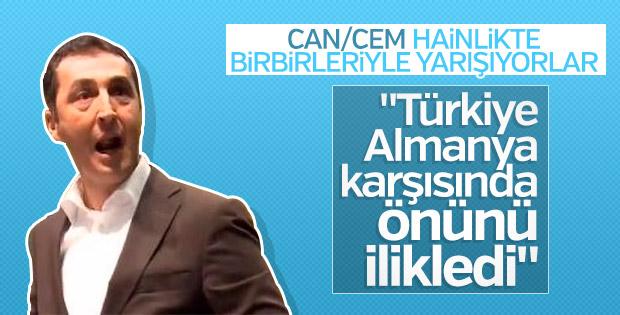 Cem Özdemir: Türkiye Almanya karşısında önünü ilikledi