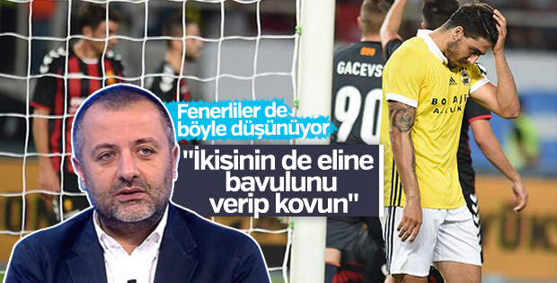 Mehmet Demirkol: Josef ve Ozan'ı hemen kovun