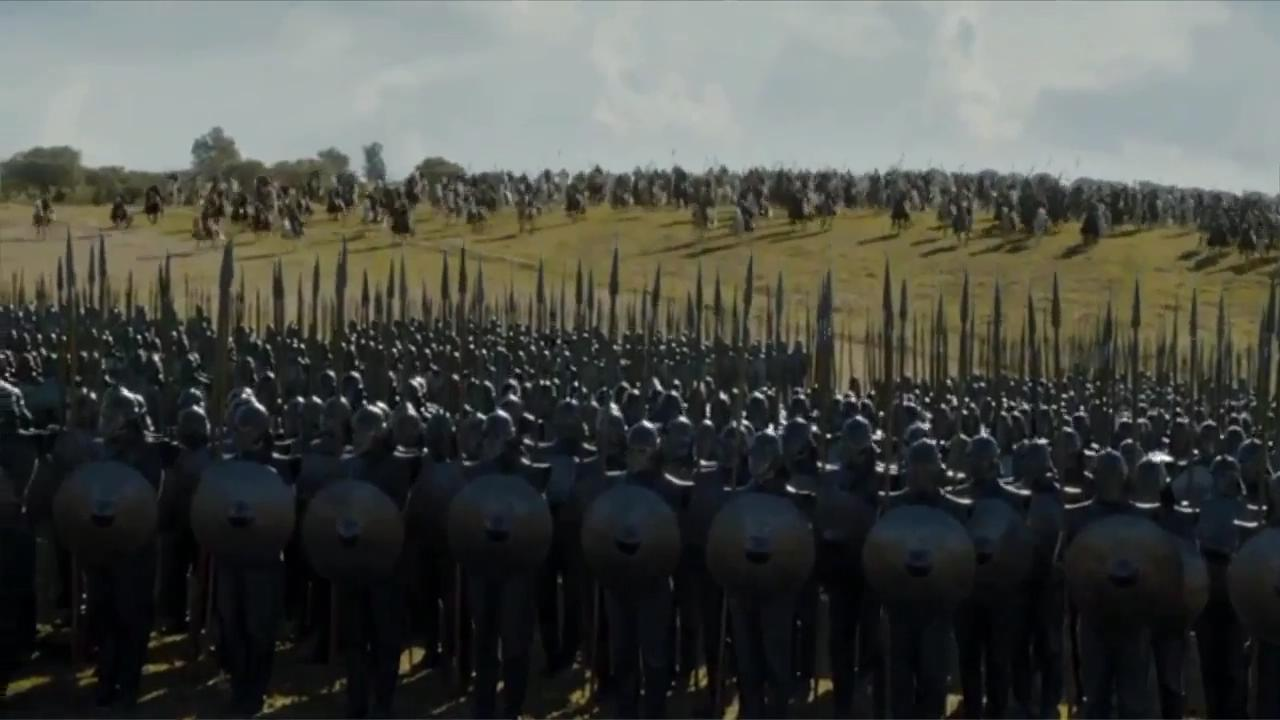 Game of Thrones 7. sezon final fragmanı
