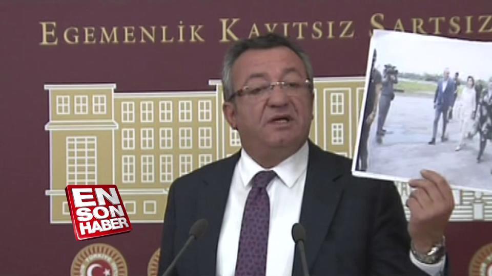 CHP, Emine Erdoğan'ın Arakan ziyaretini de eleştirdi