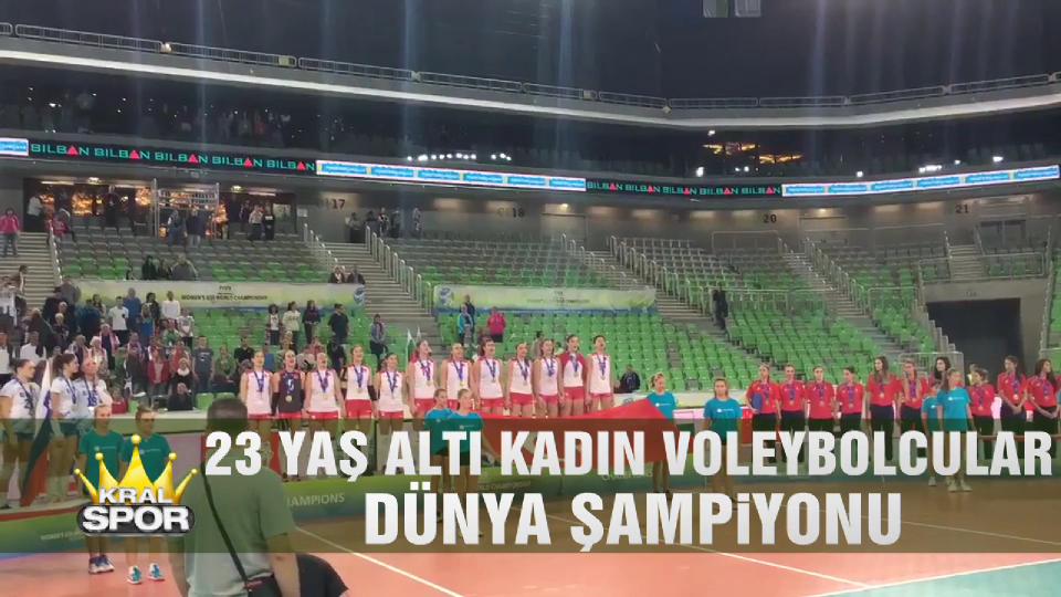23 yaş altı kadın voleybolcular Dünya Şampiyonu