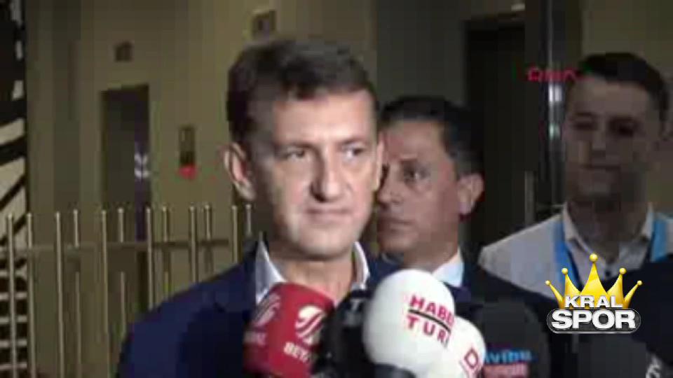 Metin Albayrak: Derbiden 3 puanla döneceğimize inanıyorum