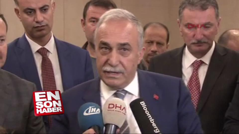Fındık fiyatları Bakan Fakıbaba'ya soruldu