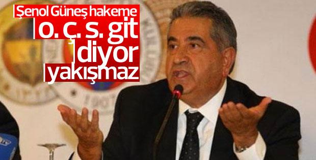 Mahmut Uslu'dan derbi sonrası açıklamalar