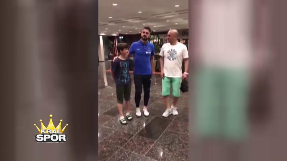 Onur Kıvrak: Trabzonspor'da bırkamak istiyorum