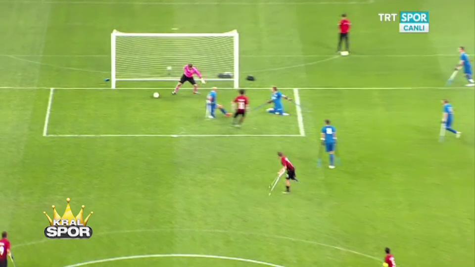Türkiye 1-0 İngiltere GOL: Ömer