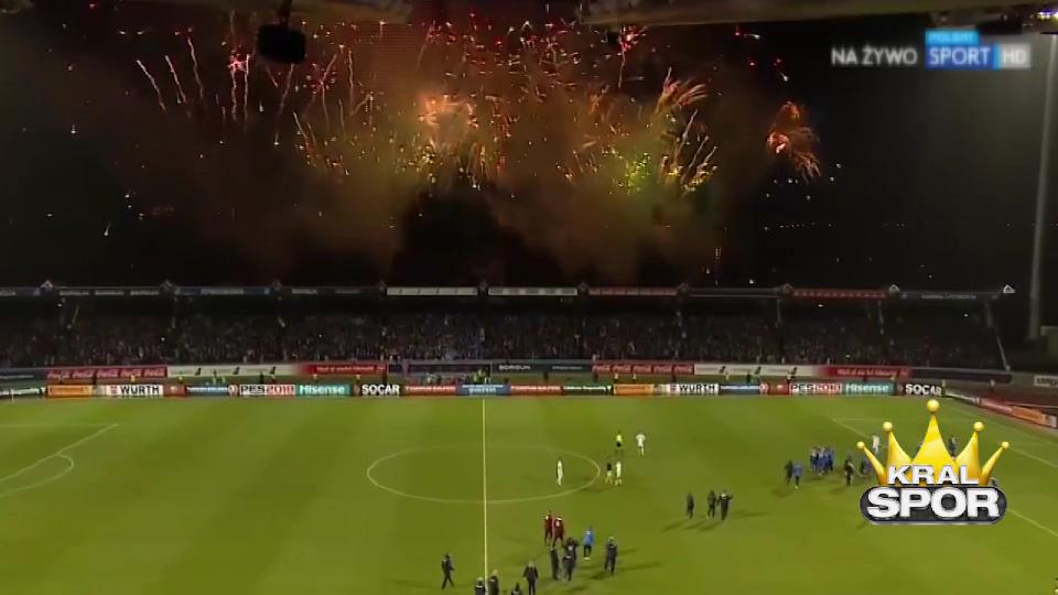 İzlanda'nın Dünya Kupası sevinci