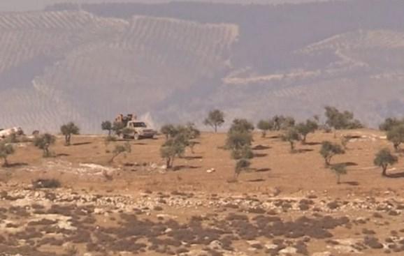TSK İdlib'de ateşkes gözlem noktalarını istihkam ediyor