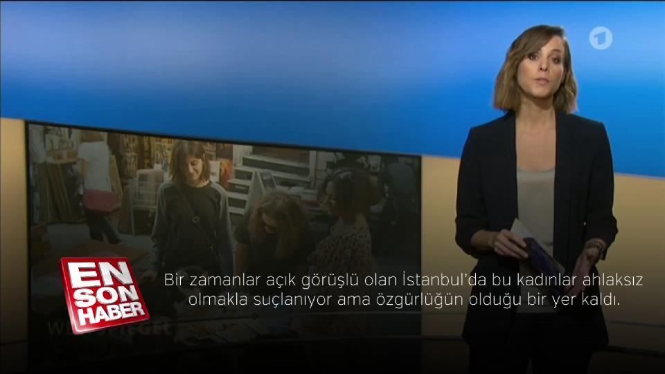 Almanların 'İzmir' provokasyonu
