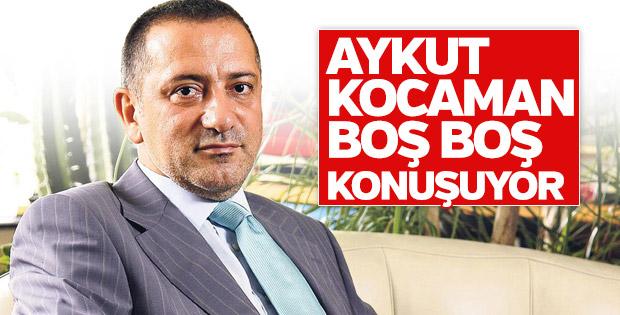 Fatih Altaylı: Aykut Kocaman zırvalıyor