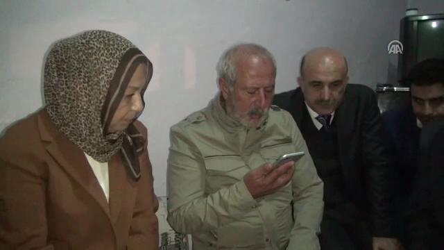 Erdoğan, Şırnak'ta hayatını kaybeden işçinin ailesiyle görüştü