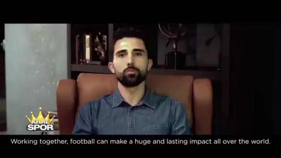 Hasan Ali bağış kampanyasına katıldı