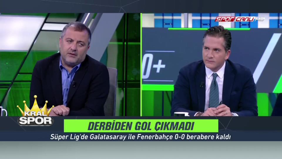 Mehmet Demirkol derbideki tartışmalı pozisyonları yorumladı