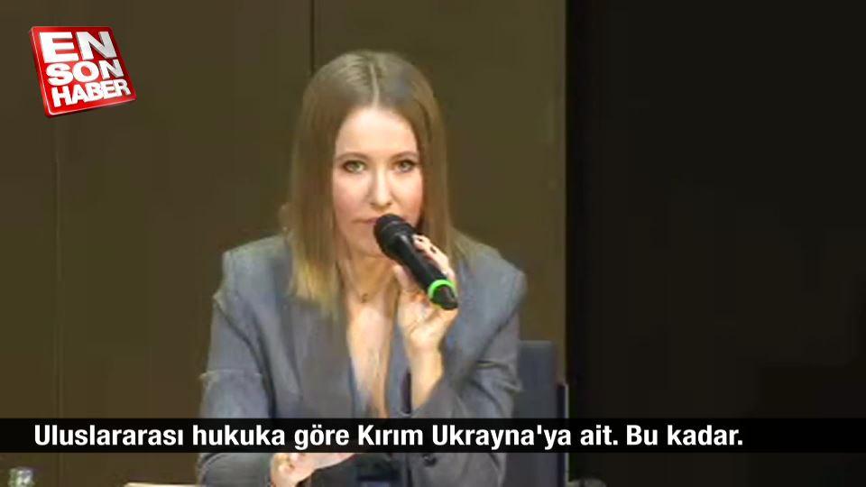Rusya'nın Paris Hilton'u Putin'i kızdıracak