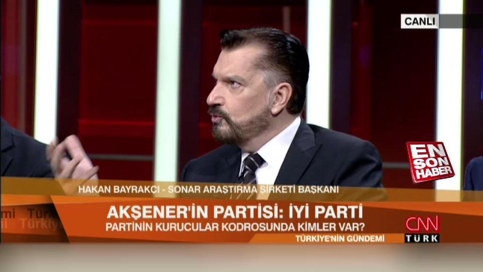 Hakan Bayrakçı: İYİ Parti'nin önü açık