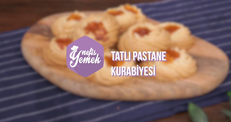 Tatlı Pastane Kurabiyesi Videosu