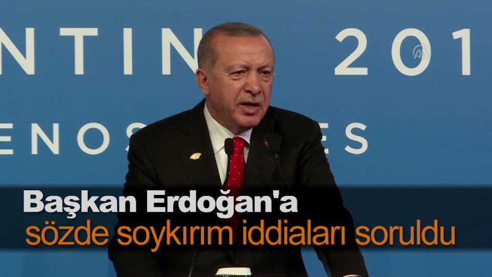 Erdoğan'ın F-35leri vermezlerse tahkime gideriz' açıklamasına ABD'den yorum yok 4