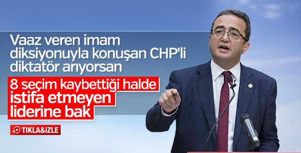 CHP'li Bülent Tezcan: Erdoğan faşist diktatördür