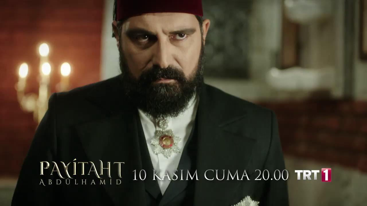 Payitaht Abdülhamid 24.Bölüm Fragman