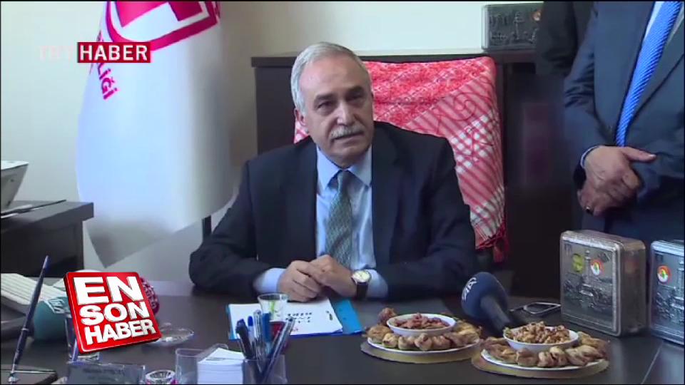 Bakan Fakıbaba: Yemediğim eti başkasına yedirmem
